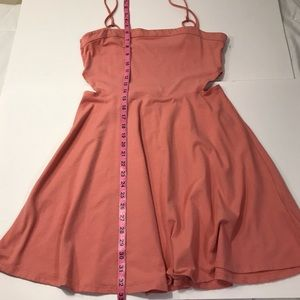 Holister Salmon Mini Dress